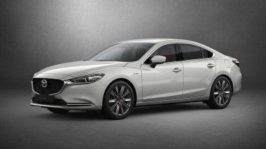Mazda 6: tutte le novità della nuova gamma Model Year 2021