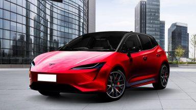 La Tesla low-cost ancora non c'è ma possiamo immaginarla