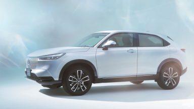 Nuova Honda HR-V: la terza generazione sarà solo ibrida