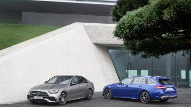 Nuova Mercedes-Benz Classe C: ecco la quinta generazione