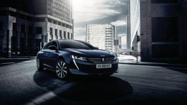 Peugeot 508: la nuova gamma per la media del Leone
