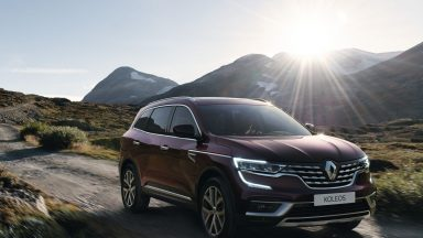 Renault: le novità per i modelli Koleos, Talisman e Scénic