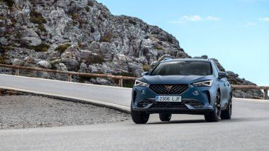Cupra Formentor: cinque stelle nei crash test Euro NCAP