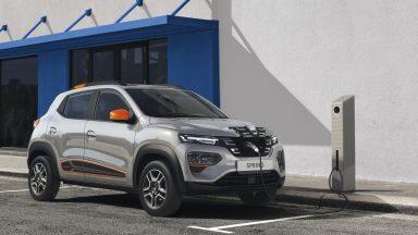 Dacia Spring: la gamma italiana della citycar elettrica