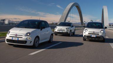 Nasce oggi la nuova Famiglia Fiat 500 Hey Google