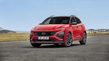 Hyundai Kona: la nuova gamma italiana della piccola SUV