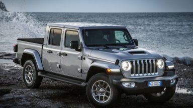Jeep Gladiator: il pick-up al debutto sul mercato italiano