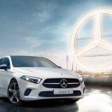 Mercedes-Benz Classe A: le anticipazioni sul restyling