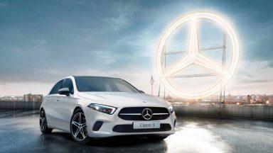 Mercedes-Benz: la speciale Night Edition per Classe A e CLA