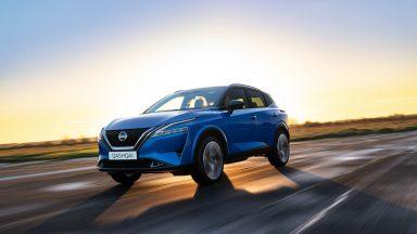 Nuova Nissan Qashqai: la gamma per il mercato italiano
