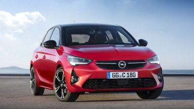 Opel Corsa: ecco la nuovissima gamma Model Year 2022