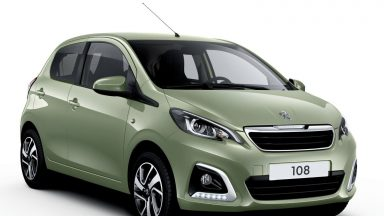 Peugeot 108: la nuova gamma e la promozione di marzo 2021