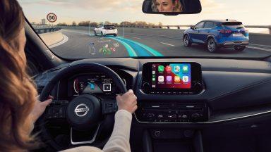 Nuovo Nissan Qashqai, tutta la tecnologia che c'è