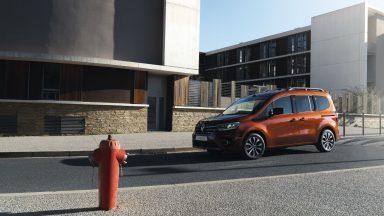 Nuova Renault Kangoo: la terza generazione della multispazio