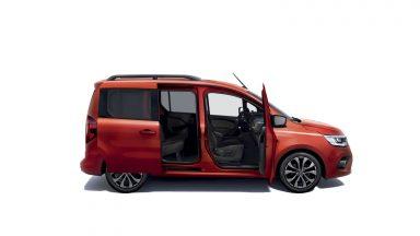 Renault Kangoo Combispace: nuova variante anche elettrica