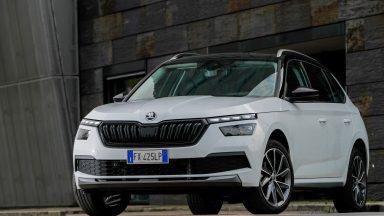 Skoda Kamiq: prodotti 250.000 esemplari della piccola SUV