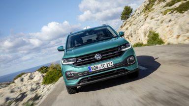 Volkswagen T-Cross: ecco il nuovo allestimento Sport