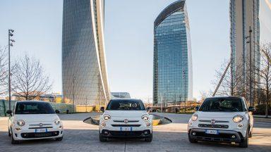 Fiat: versione speciale Hey Google per le 500, 500L e 500X