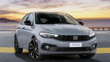 Fiat Tipo: al debutto il nuovo allestimento City Sport