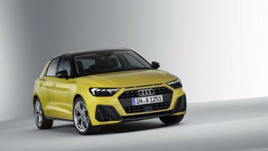 Audi A1: in arrivo la versione 40TFSI sul mercato italiano