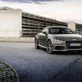 Audi TT: la gamma della sportiva compatta 'immortale'