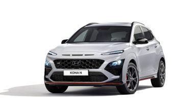 Nuova Hyundai Kona N: piccola SUV ad alte prestazioni
