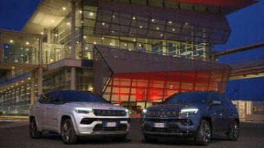 Nuova Jeep Compass: tutte le novità della versione restyling