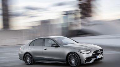 Nuova Mercedes Classe C: la gamma per il mercato italiano