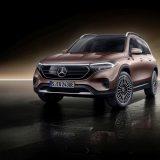 Mercedes-Benz EQB: nuova SUV a propulsione elettrica