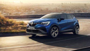 Renault Captur: le ultime novità per la piccola SUV francese