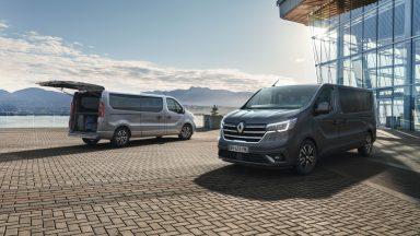 Renault Spaceclass: il Trafic in chiave monovolume premium