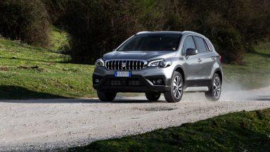 Suzuki S-Cross: le anticipazioni sulla seconda generazione