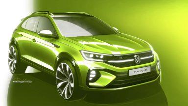 Nuova Volkswagen Taigo: in arrivo la piccola SUV coupé