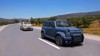 Wallys Iris: la SUV low cost che arriva dalla Tunisia