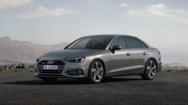 Audi A4: la prossima generazione sarà anche elettrica