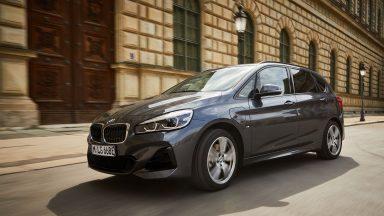 BMW Serie 2 Active Tourer: in arrivo la seconda generazione