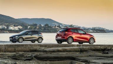 Nuova Mazda 2: doppia ipotesi per la quarta generazione