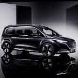 Mercedes-Benz EQT: la concept della multispazio elettrica