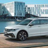 Nuova Volkswagen Tiguan Allspace: il momento del restyling