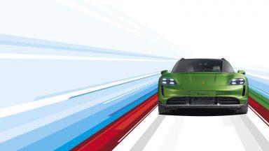 Porsche Taycan: allo studio le varianti più sportive