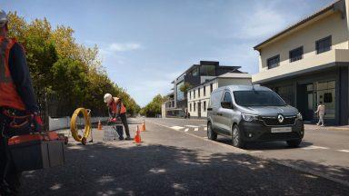 Nuovo Renault Express: il piccolo veicolo commerciale