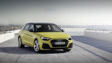 Audi: la nuova versione 40TFSI a benzina per le A1, Q2 e A3