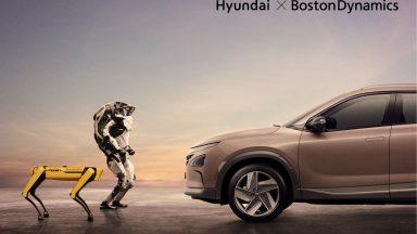 Hyundai: nel settore della robotica con Boston Dynamics