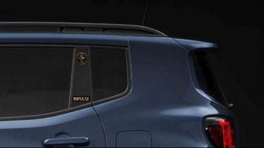 Jeep Renegade: ecco la nuova versione speciale Impulse
