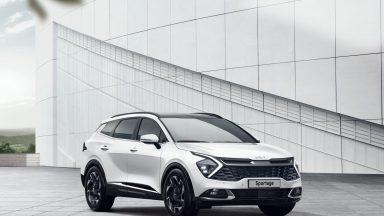Nuova Kia Sportage: ecco la quinta generazione della SUV