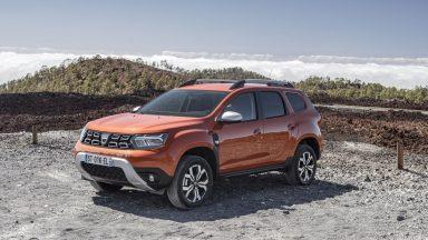 Dacia Duster: la prossima generazione sarà anche ibrida