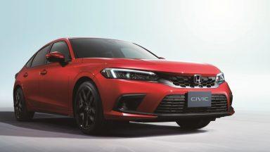 Nuova Honda Civic: la undicesima generazione della hatchback