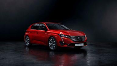 Nuova Peugeot 308: la gamma italiana della terza generazione