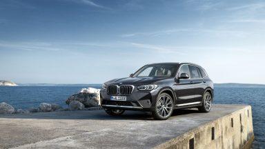 BMW X3: ecco il restyling di metà carriera per la SUV media