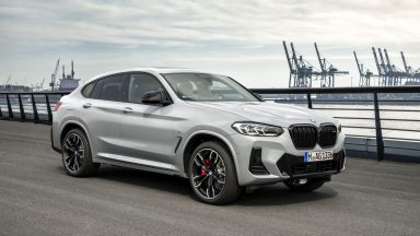 Nuova BMW X4: rinnovata anche la SUV coupé media bavarese
